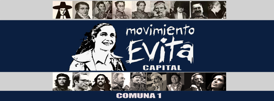Movimiento Evita Comuna 1