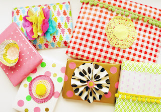 JennaTempletonxmaswrap2%2528c%2529 Super Kawaii Crafts Blog and Gift Wrapping Inspiration | My Life As a Magazine