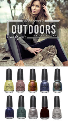 China Glaze The Great Outdoors