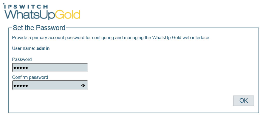 Whatsup gold activation key Crack