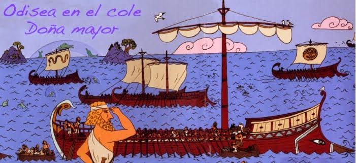 ODISEA EN EL COLE