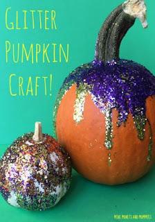 No-carve pumpkin