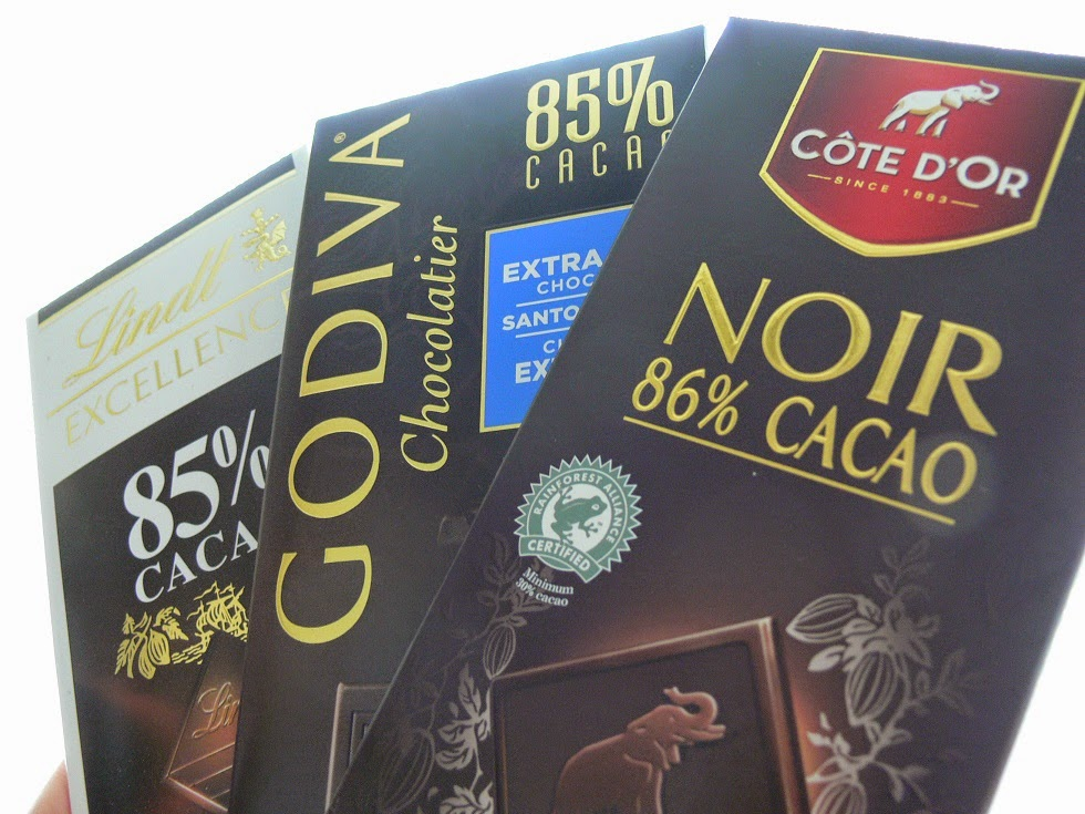 The Ultimate Chocolate Blog: What's Your Favourite 85% ...