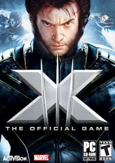 Game Pc Full Rip : X-Men The Official Game | 190 Mb