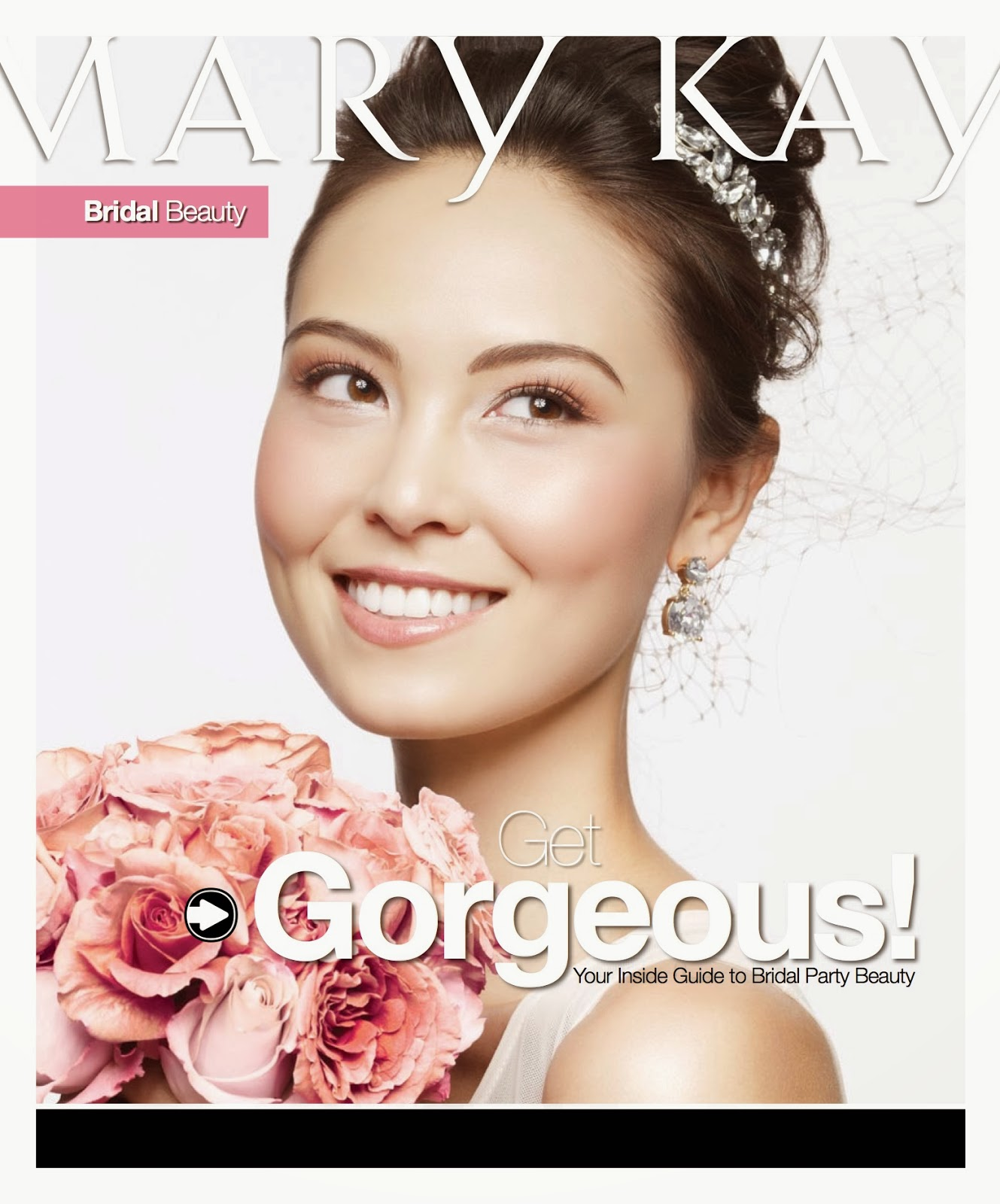 your inside guide to bridal beauty with the mary kay bridal ecatalog