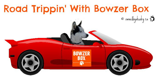 Bowzer Box - Canadian Dog Subscription box