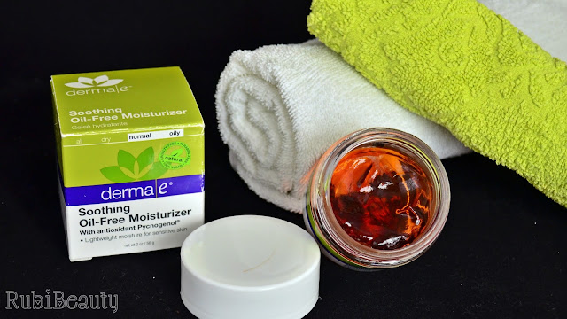dermae derma E, rubibeauty, review, opinion, piel grasa, oil free, hidratante, dermatitis