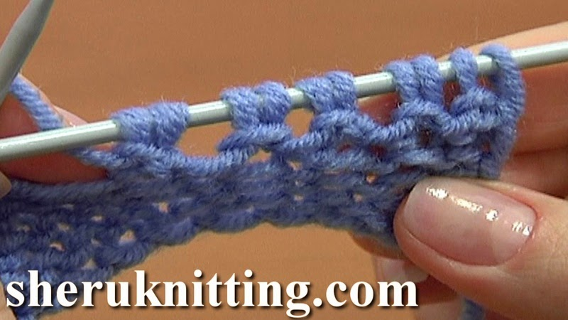 Knit Stitch Below Increase : Sheruknitting: ??????? 2014