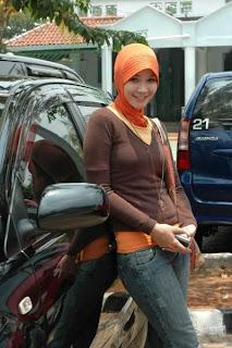 jilbab zaskia