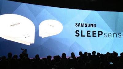 buongiornolink - Samsung crea SleepSense, l'apparecchio che controlla il tuo sonno VIDEO