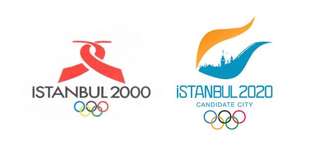 istanbul 2000 olimpiyat logosu
