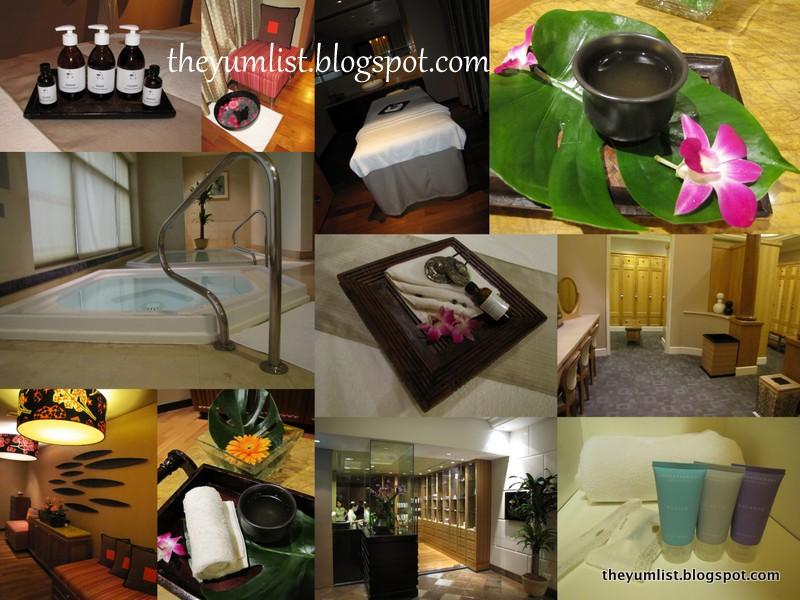 The spa at mandarin oriental kuala lumpur malaysia the for Salon oriental