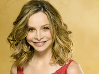 Picture of Actress Calista Flockhart who struggled with anorexia