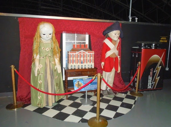 The Peg Dolls toy dollhouse Doctor Who