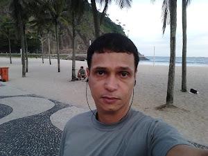 Praia do Leme. 28.06.12