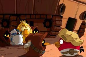 Angry Birds Star Wars Aplikasi Paling Digemari