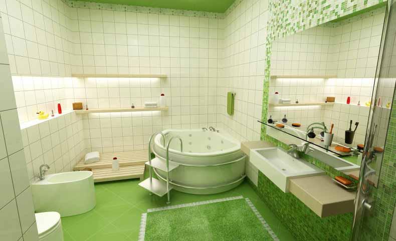 Inilah inspirasi 15 Desain Interior Kamar Mandi Minimalis yg fungsional