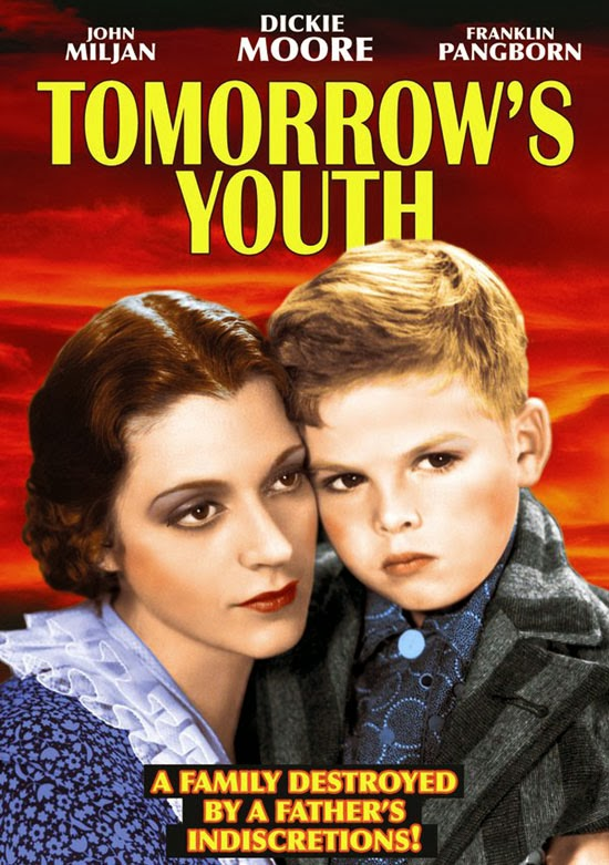 Завтрашняя молодежь / Tomorrow's Youth.
