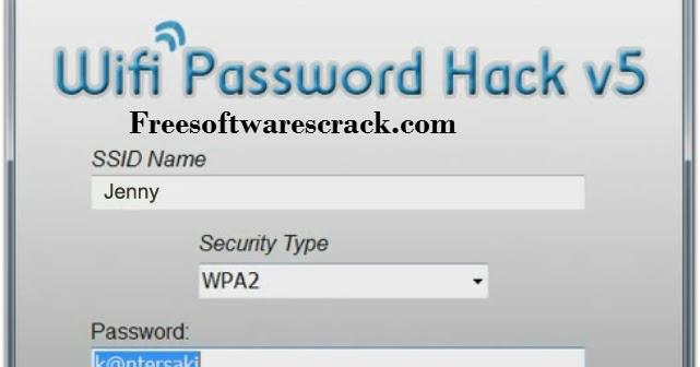 hack wifi passwords windows 10