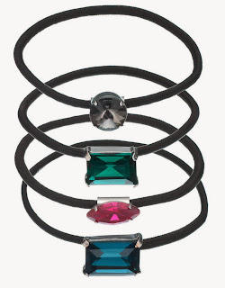 Accessorize bejewelled band set