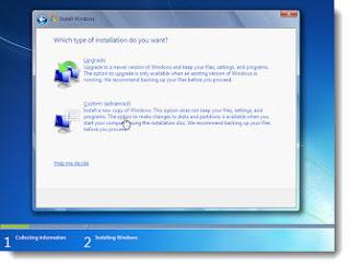 شرح تثبيت ويندوز 7 windows خطوة خطوة بالصور 6