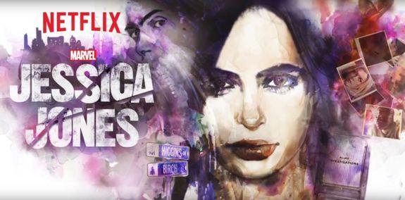 Jessica Jones - Serie. JessicaJonesTitleCard