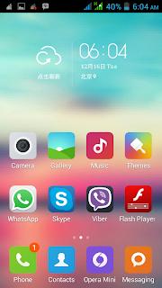 tampilan xiaomi di android