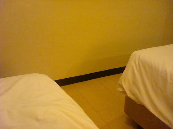 twin room at gohotel bacolod 5