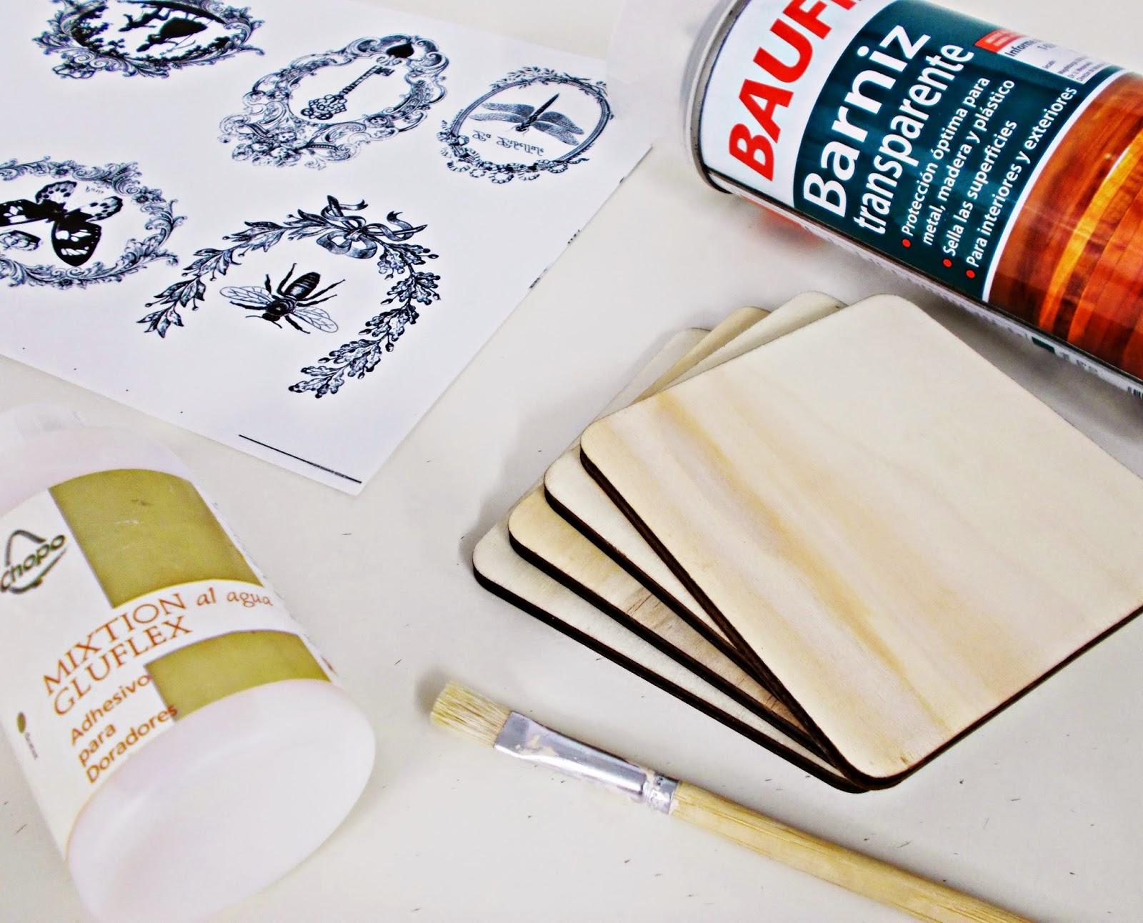 DIY-posavasos-madera-transfer-fotocopia-manualidades-vintage-4