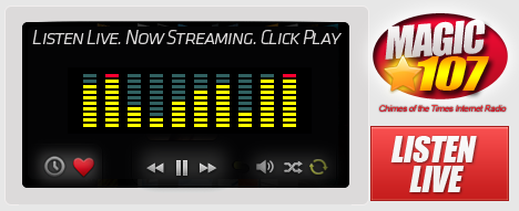 Magic107 Live Streaming Philippines
