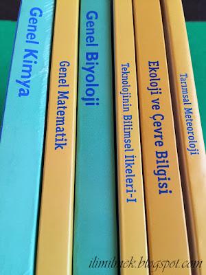 Tarım bölümü kitapları
