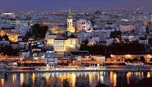 Beograd, panorama