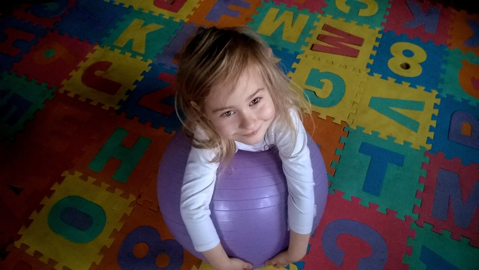 stability ball for kids