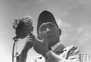 Presiden RI 1 Ir. Sukarno