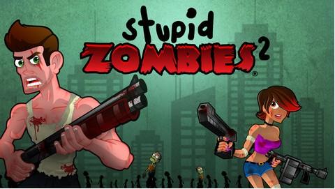 Stupid Zombies 2 walkthrough.