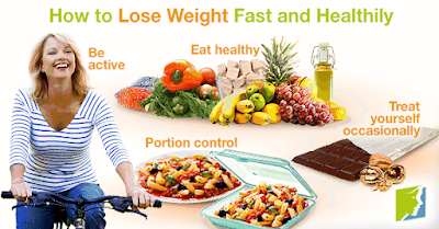 How do i lose weight fast naturally