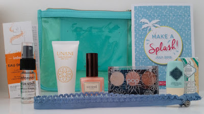 Birchbox Make a Splash July 2015
