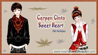 Cerpen cinta Sweety Heart ~ 08