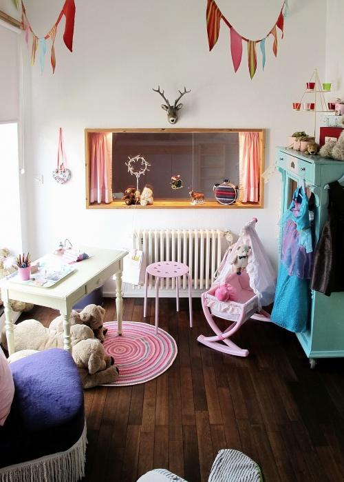 Habitaciones infantiles ecl cticas y muy originales etxekodeco - Habitaciones infantiles originales ...