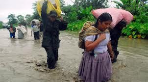 GRAVES INUNDACIONES AFECTAN BOLIVIA, FEBRERO 2013