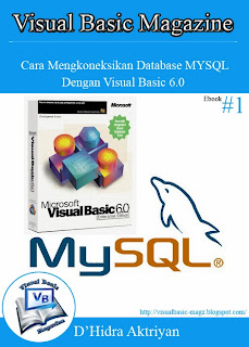 Download Free Ebook Cara Mengkoneksikan Database MySQL Dengan Visual Basic 6.0