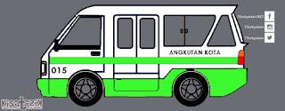 Trayek dan Info Angkot 015 di Tasikmalaya | Kisatasik