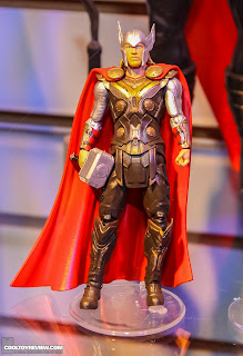 Hasbro 2013 Toy Fair Display Pictures - Thor The Dark World