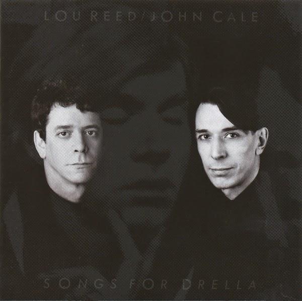 Lou Reed / John Cale - Songs For Drella Album
