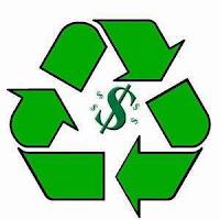 Lixo é vendido como matéria-prima na internet