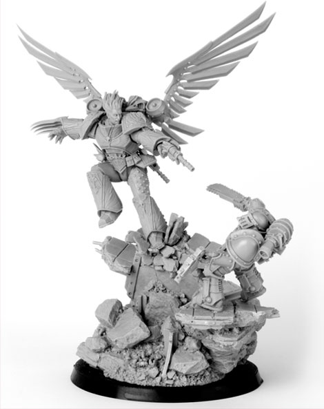 Corvus Corax.... Its Official Now as the Forgeworld Jigsaw is Fully Revealed. mfvkvfm7783