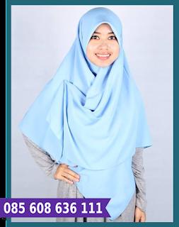 jilbab segi empat syar i