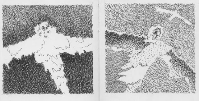 angels, Philip Pullman, His Dark Materials, The Amber Spyglass,