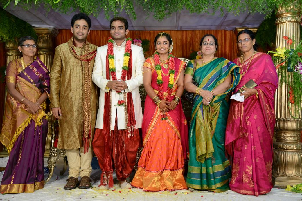 Parnika reddy wedding
