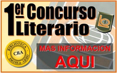 CONCURSO LITERARIO CRA
